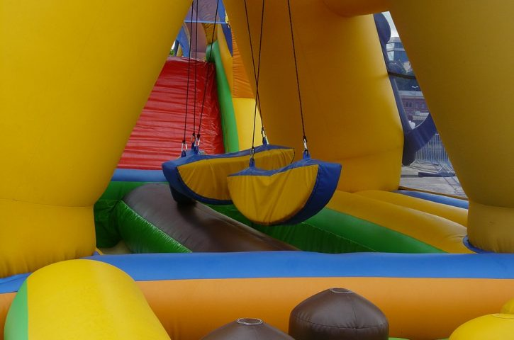 A guide to bouncy castles