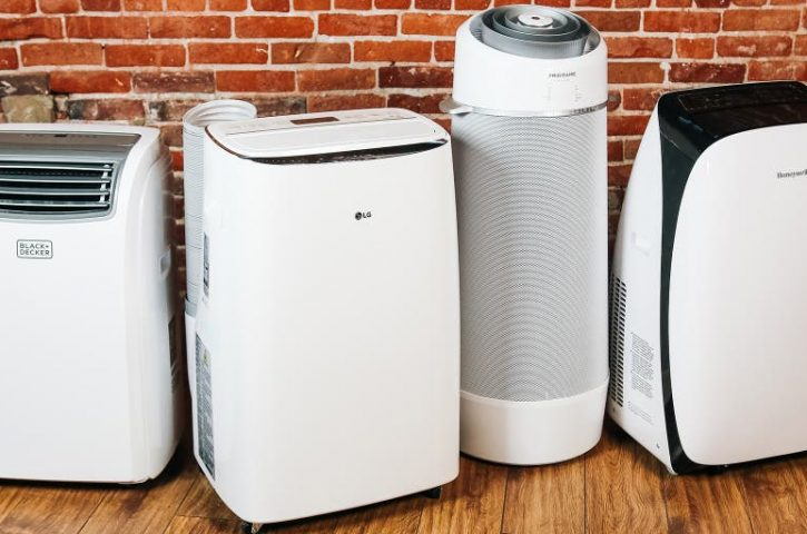 Information about portable air conditioners