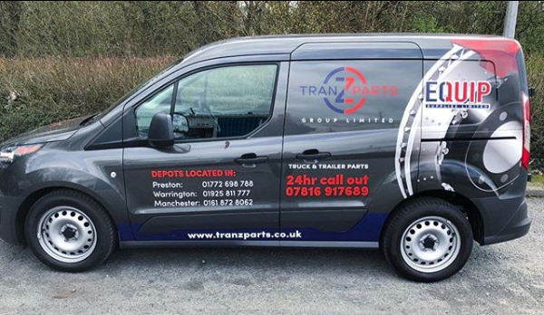 Top benefits of vehicle signage